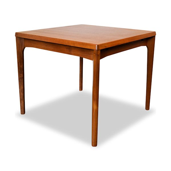 Danish Modern Vejle Stole Dining Table