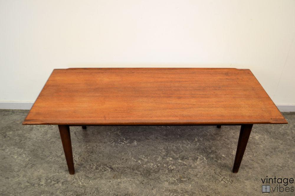 Vintage teak salontafel