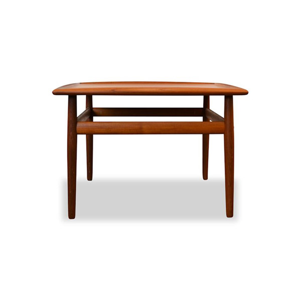 Vintage Teak Coffee Table by Grete Jalk