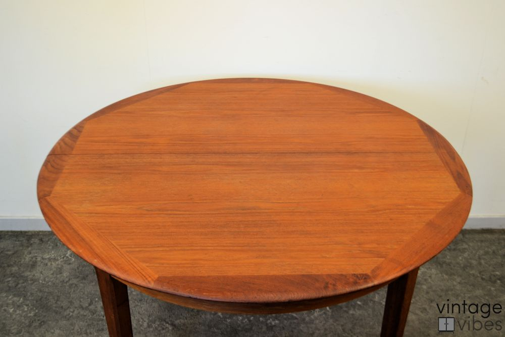 Vintage VibesDanish Modern Teak Dining Table