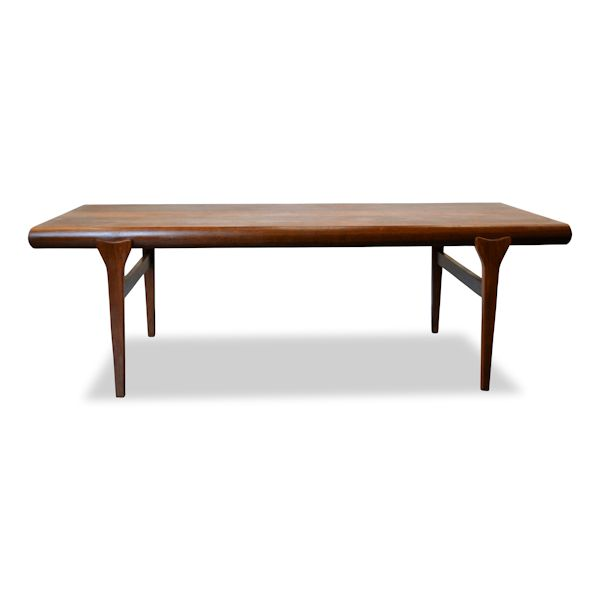 Danish Modern Coffee Table by Johannes Andersen