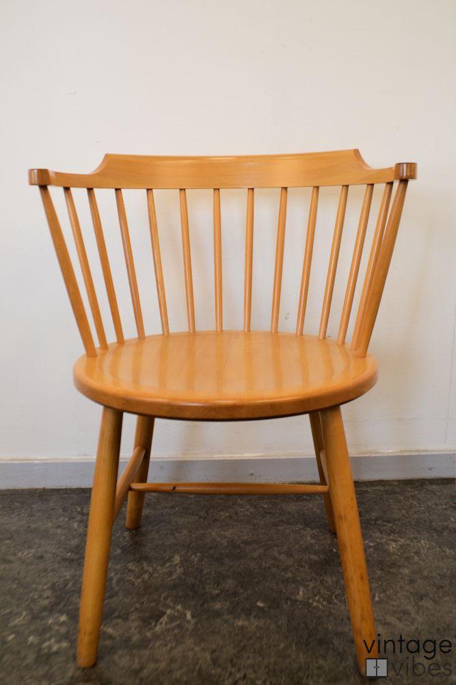 Danish modern Dining Chairs by Børge Mogensen