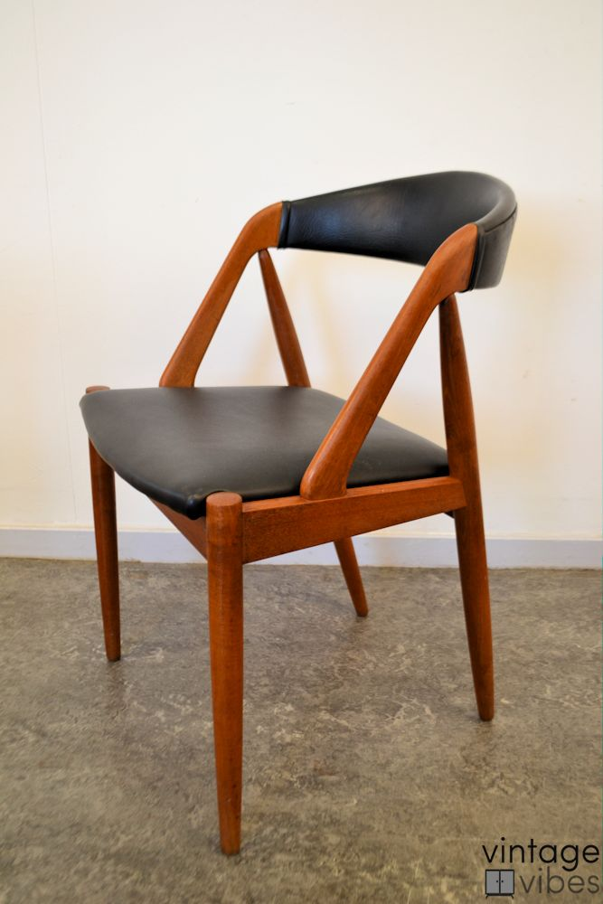 Danish Modern Kai Kristiansen Model #31 Dining Chair