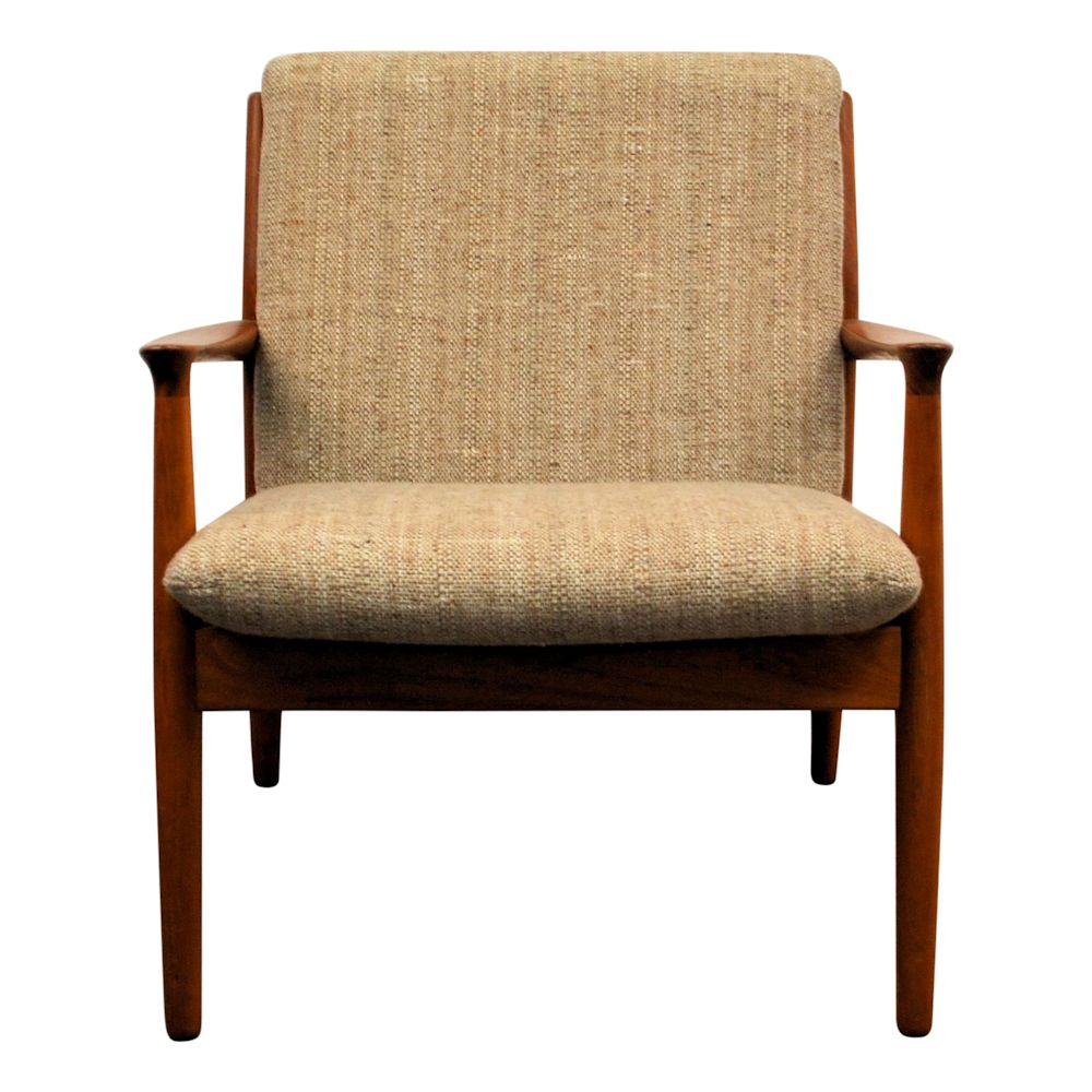 Danish Modern Lounge Chairs by Grete Jalk – Vintage Vibes