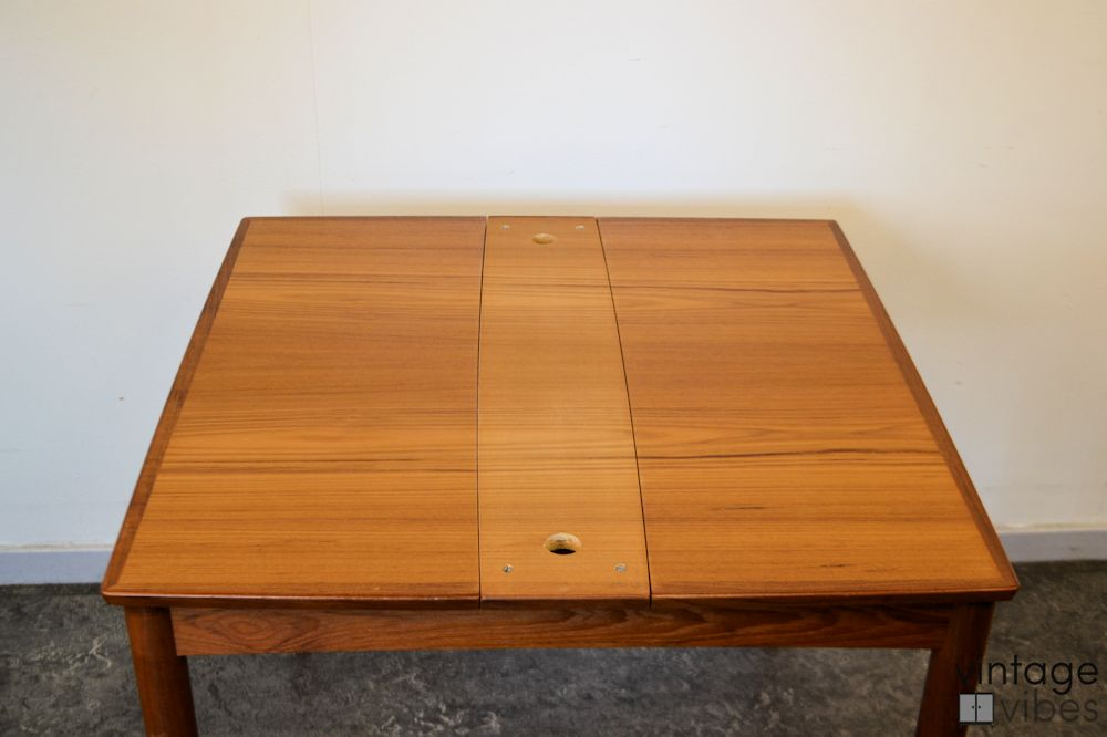 Danish Modern Poul Hundevad Dining Table - top