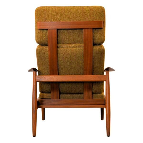 Vintage fauteuil Arne Vodder, FD-164