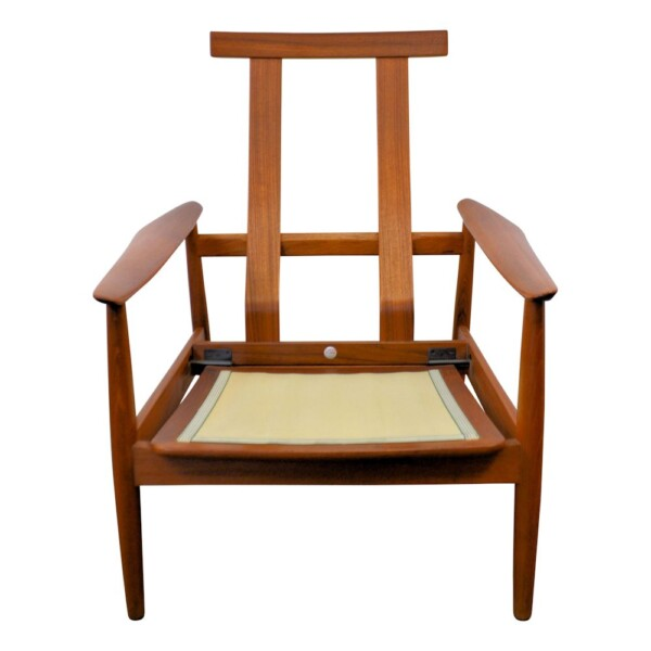 Vintage Arne Vodder FD164 Easy Chair - frame