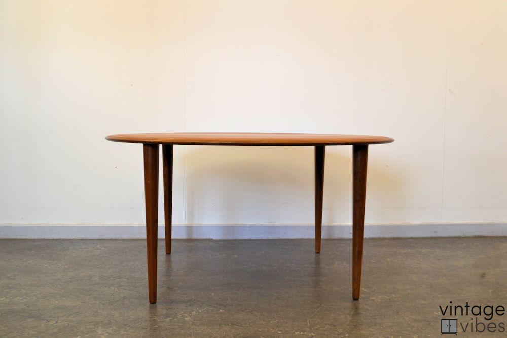 Danish Modern Peter Hvidt & Orla Mølgaard Coffee Table