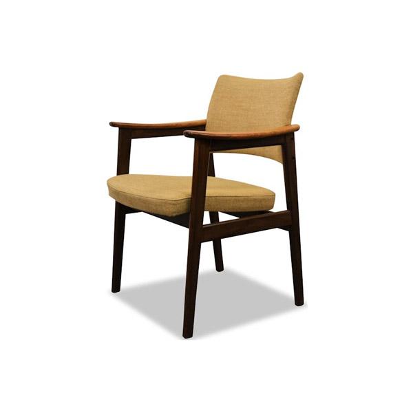 Erik Kirkegaard Palisander Armrest Chairs