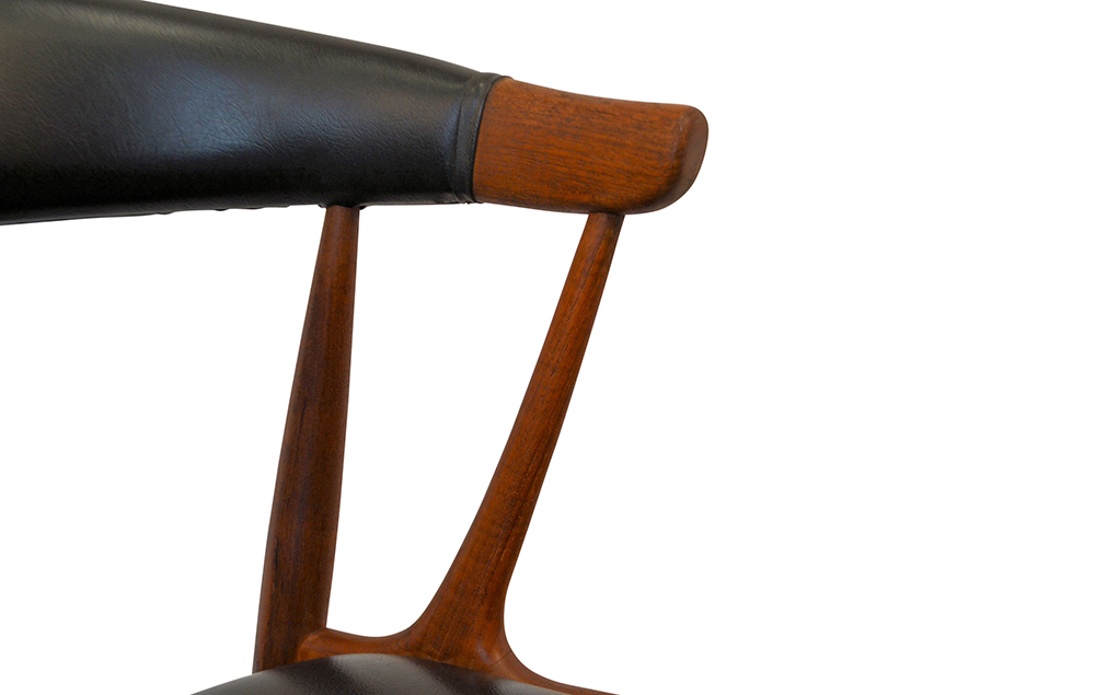 Johannes Andersen Dining Chairs - armrest