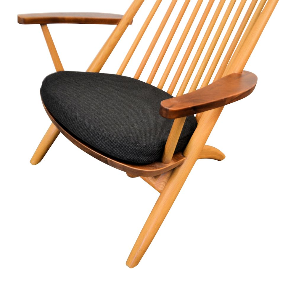 Tateishi Shoiji Lounge Chair - seat