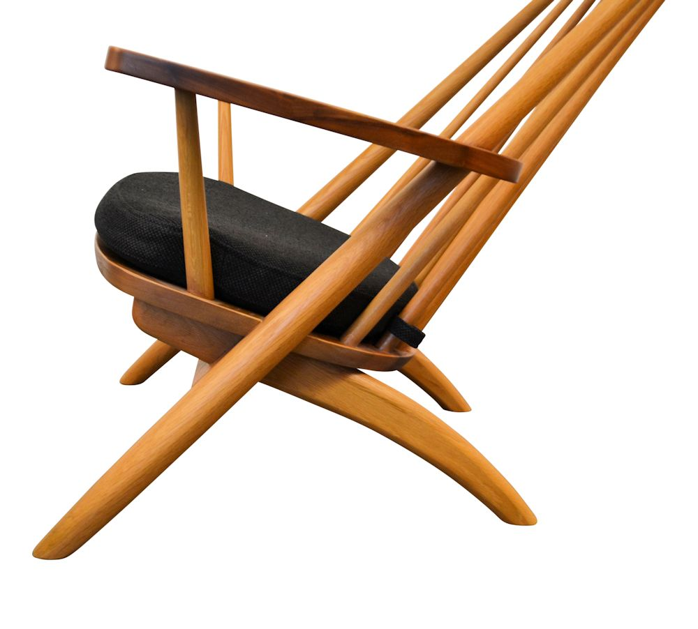 Tateishi Shoiji Lounge Chair - side