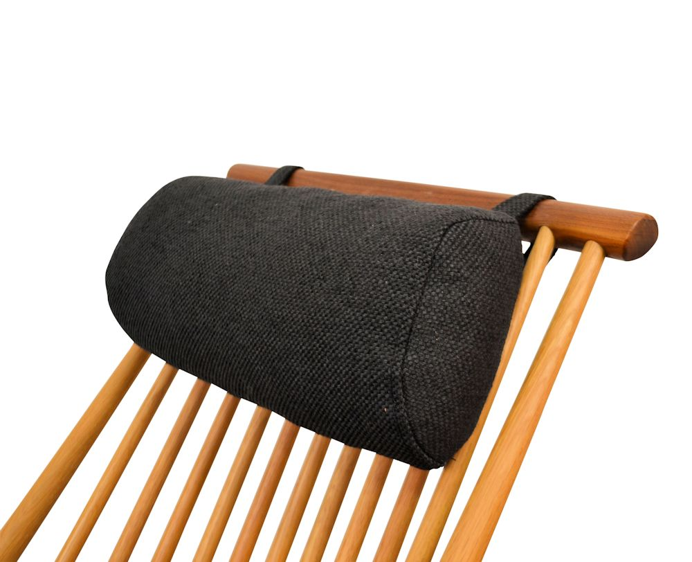 Tateishi Shoiji Lounge Chair - headrest