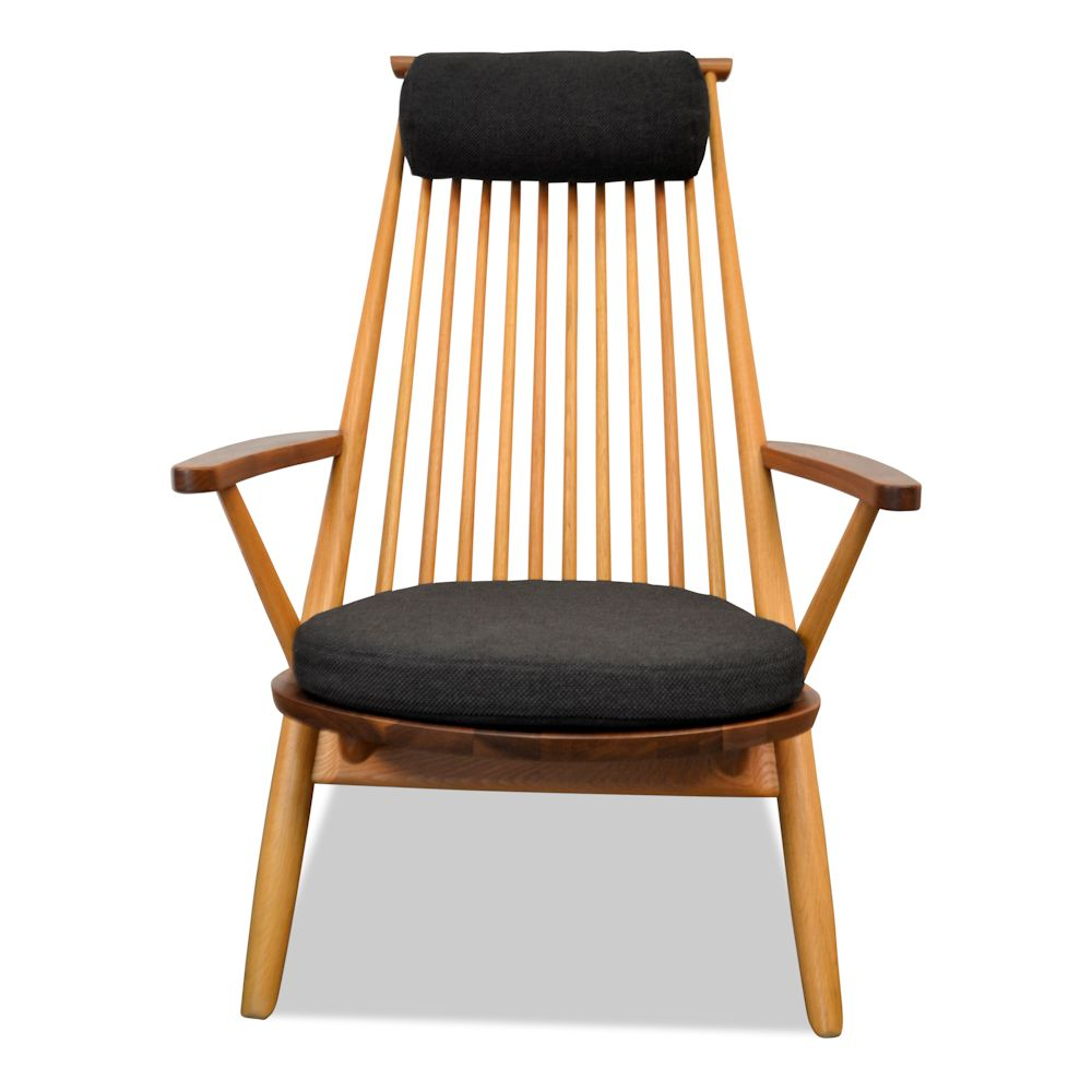 Tateishi Shoiji Lounge Chair - front