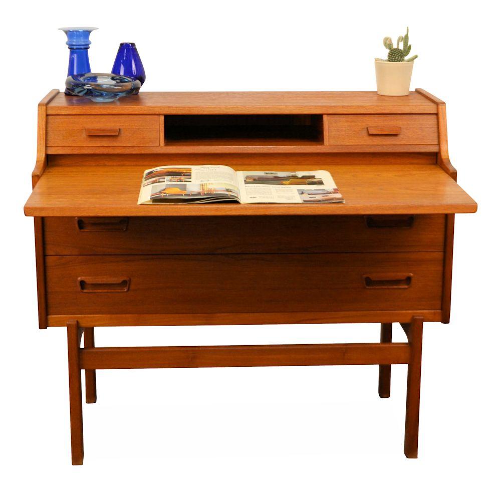 Arne Wahl Iversen Cabinet Desk