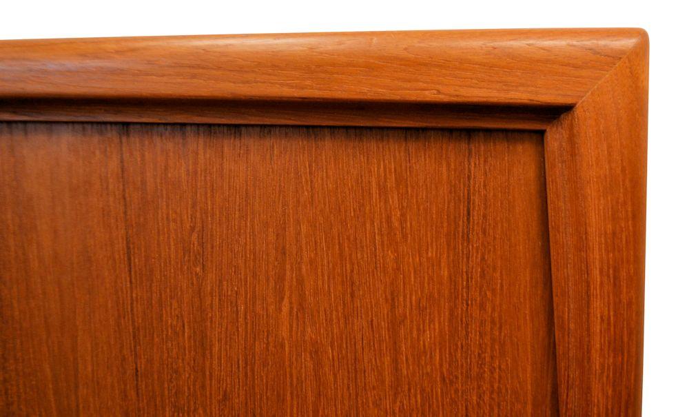 dressoir24gTeak Gunni Omann Jr. Sideboard - detail