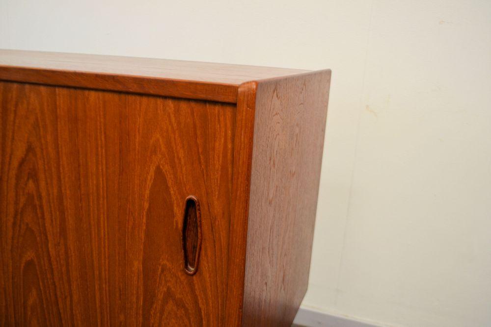 Nils Jonsson teak dressoir (detail)