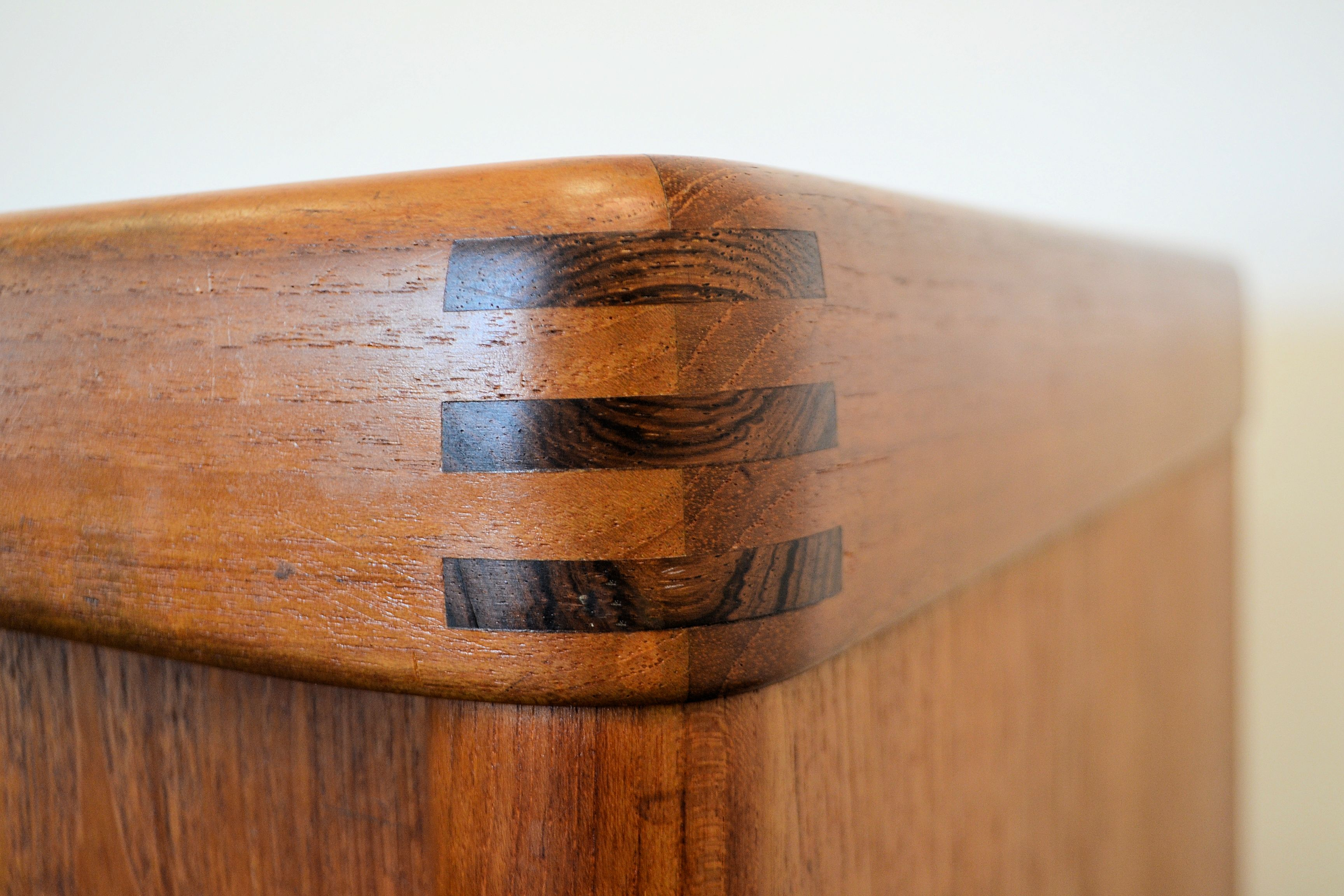 H.W. Klein for Bramin Møbler Sideboard - inlay on corners