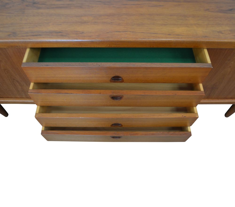 H.W. Klein for Bramin Møbler Sideboard - drawers open