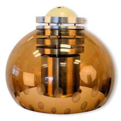 Lakro kunsstof/aluminium hanglamp
