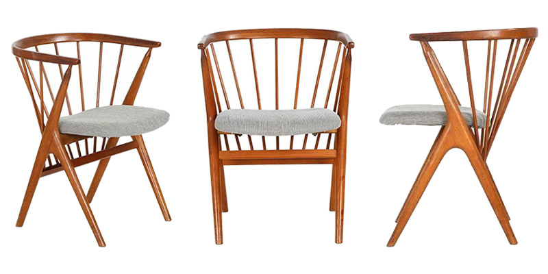 Image result for wood chairs