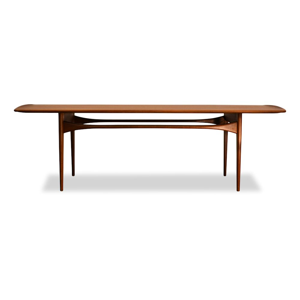 Vintage Coffee Table By Tove Edvard Knidt Ln