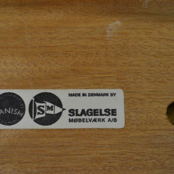 Sticker Slagelse Møbelfabrik