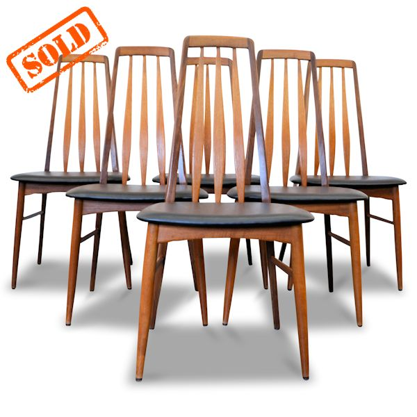 Wondrous Vintage Dining Chairs By Niels Koefoed Vintage Vibes Lamtechconsult Wood Chair Design Ideas Lamtechconsultcom