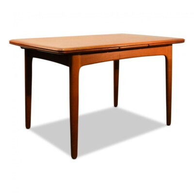 Vintage Teak Dining Table by Svend Aage Madsen
