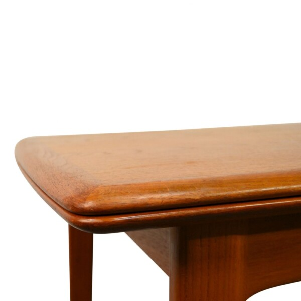 Danish Modern Svend Aage Madsen Dining Table - detail