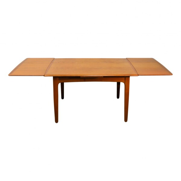 Danish Modern Svend Aage Madsen Dining Table - front and top