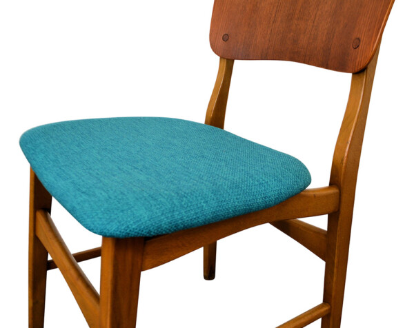 Vintage Boltinge Støle Møbelfabrik Dining Chairs - side