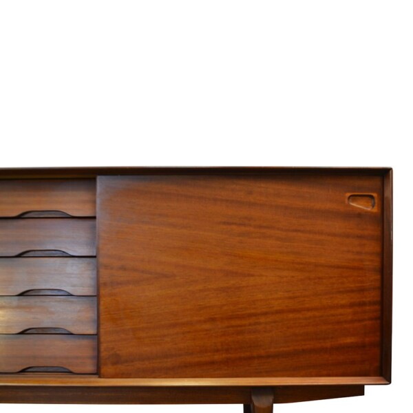 Vintage Henry Rosengren Model N65 Sideboard - right