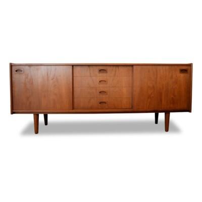 Deense Mogens Kold teak dressoir