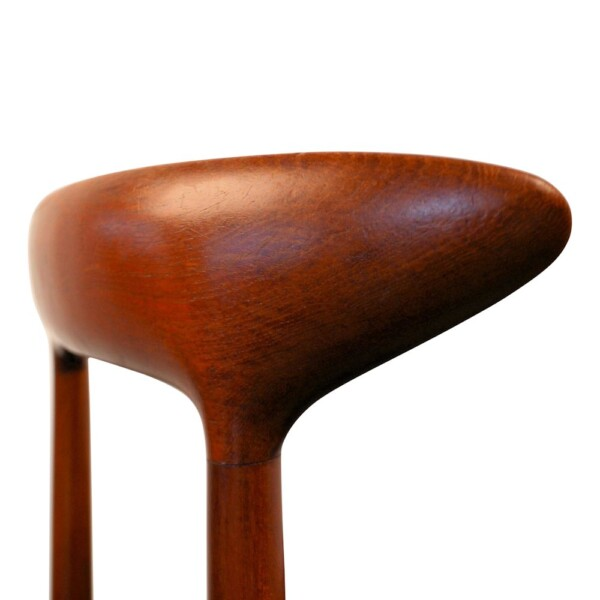 Vintage Dining Chairs Designed by Kurt Østervig - detail backrest