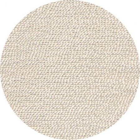 Fabric creme/white