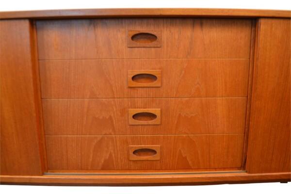 Vintage Teak Mogens Kold Sideboard - drawers