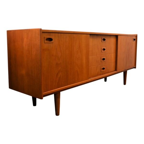 Vintage Deens design Mogens Kold dressoir