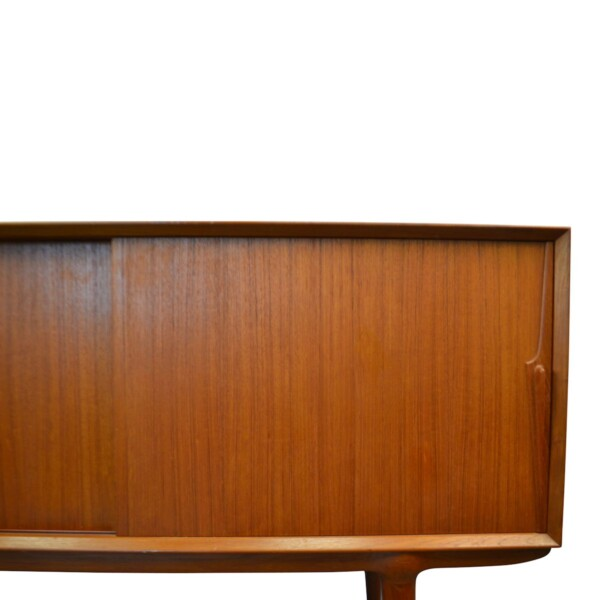 Gunni Omann model 18 teak sideboard - door left