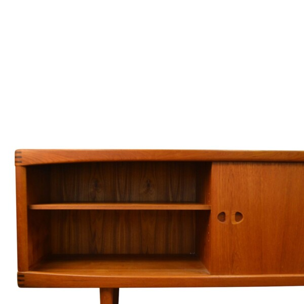 Vintage Bramin Sideboard by H.W. Klein - left door