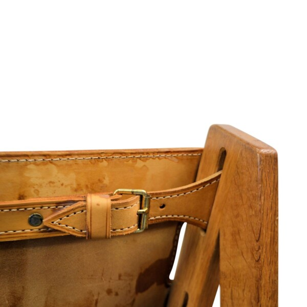 Vintage Lounge Chairs by Erling Jessen - detail