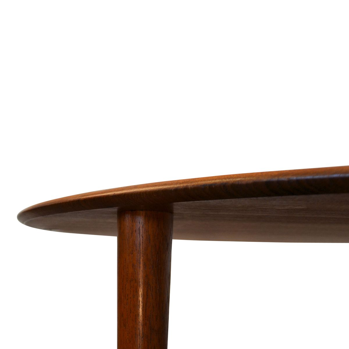 Orla Retro Coffee Table: Danish Modern Peter Hvidt & Orla Mølgaard Coffee Table
