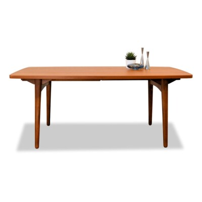 Vintage Danish Dining Table by L. Chr. Larsen & Son