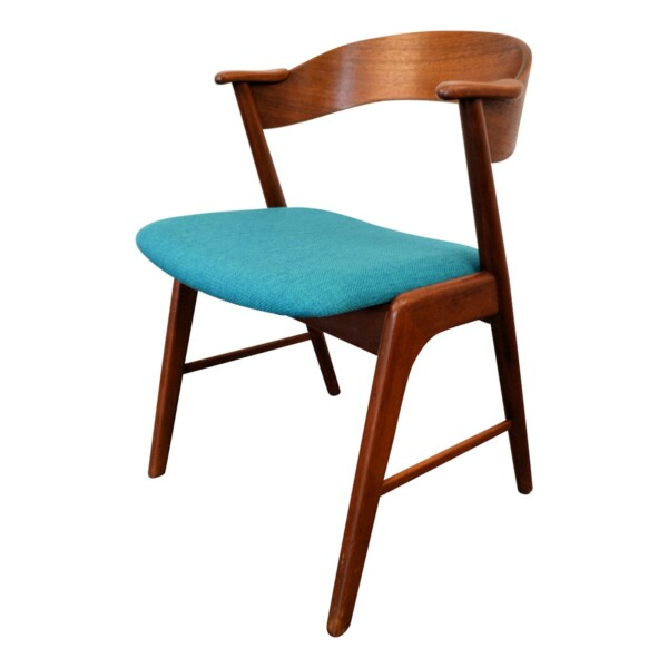 Vintage Teak Dining Chairs by Kai Kristiansen