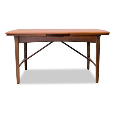 Vintage Svend Aage Madsen teak dining table