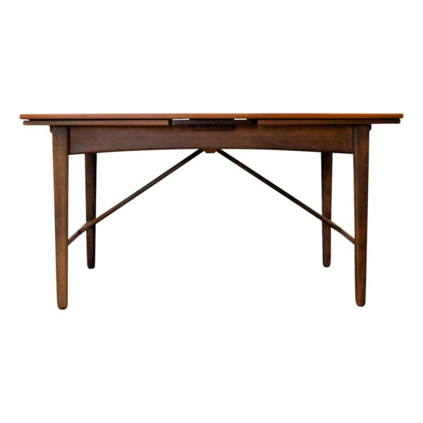 Vintage Svend Aage Madsen teak dining table