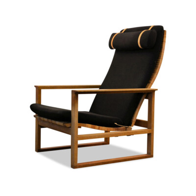 Vintage Børge Mogensen Model 2254 Easy Chair