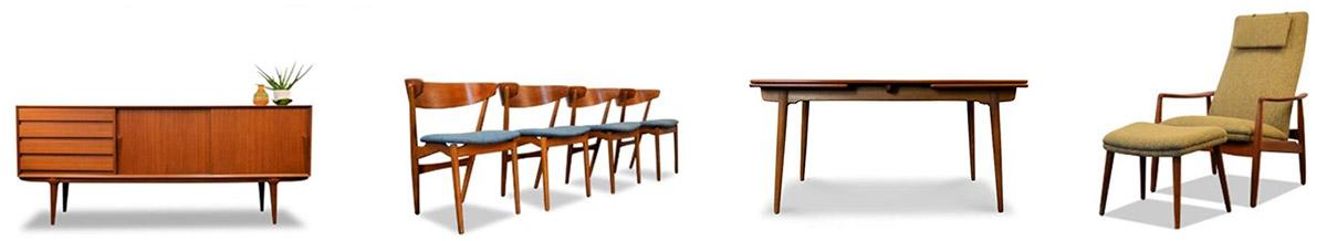 Vintage vibes midcentury modern furniture