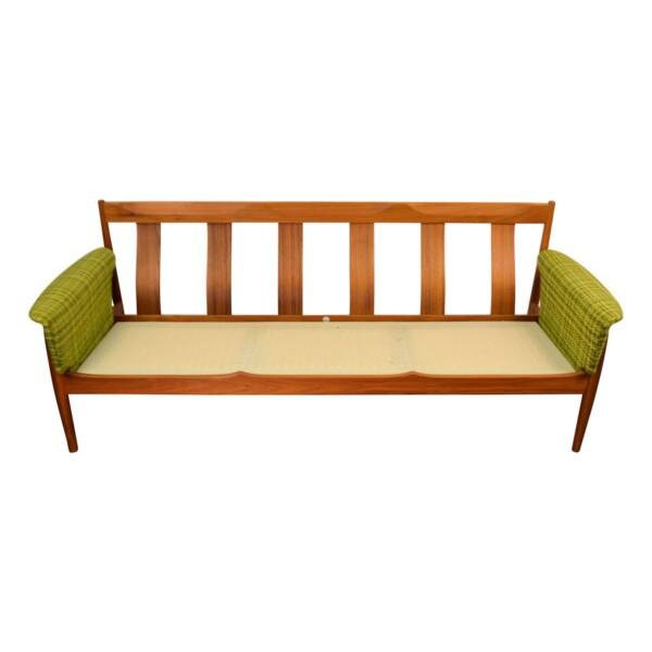 Vintage Teak Sofa by Grete Jalk - frame