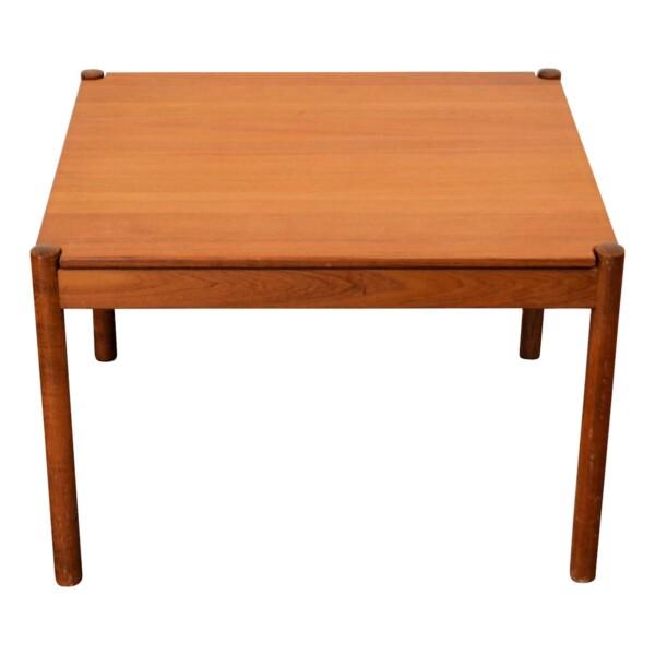 Vintage Teak Side table by Kai Kristiansen